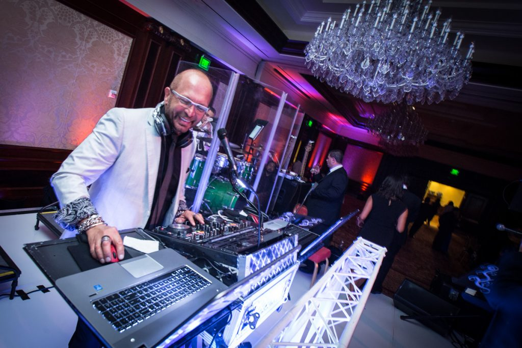 dj list for wedding reception