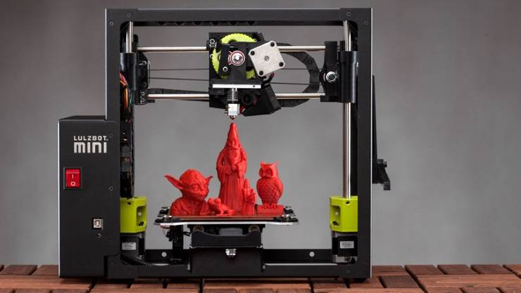 Ways to select a 3d printer