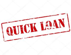 get a quick loan