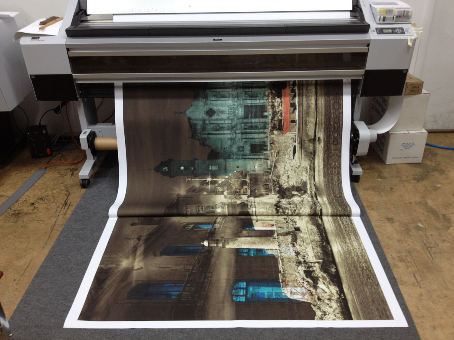 large photo printing online