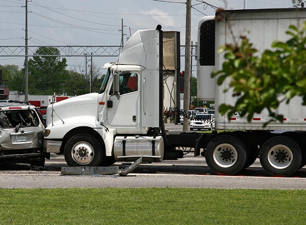 Truck Accident by lawyer