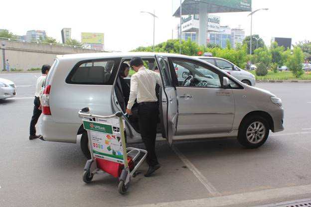 Airport Domestic Taxi Services