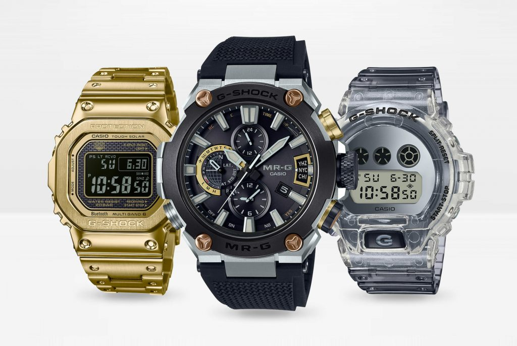 Top casio watches