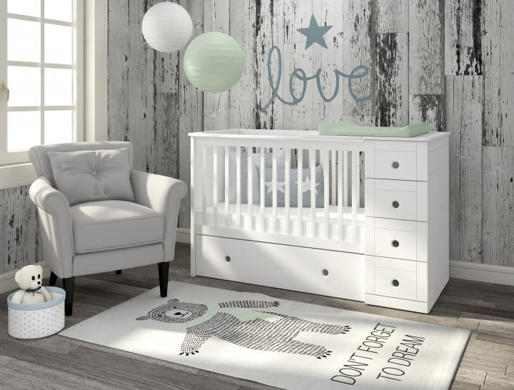need in a baby cot